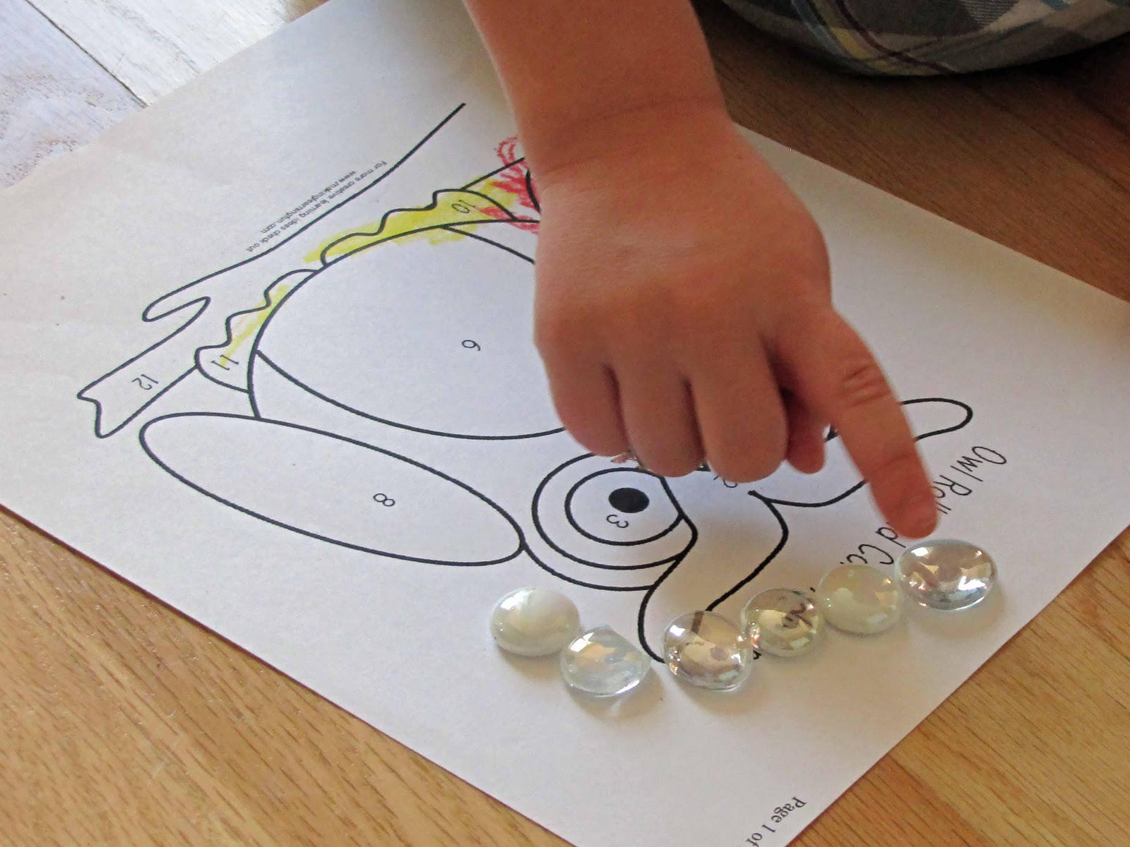 Homeschooling With Five In A Row Owl Moon