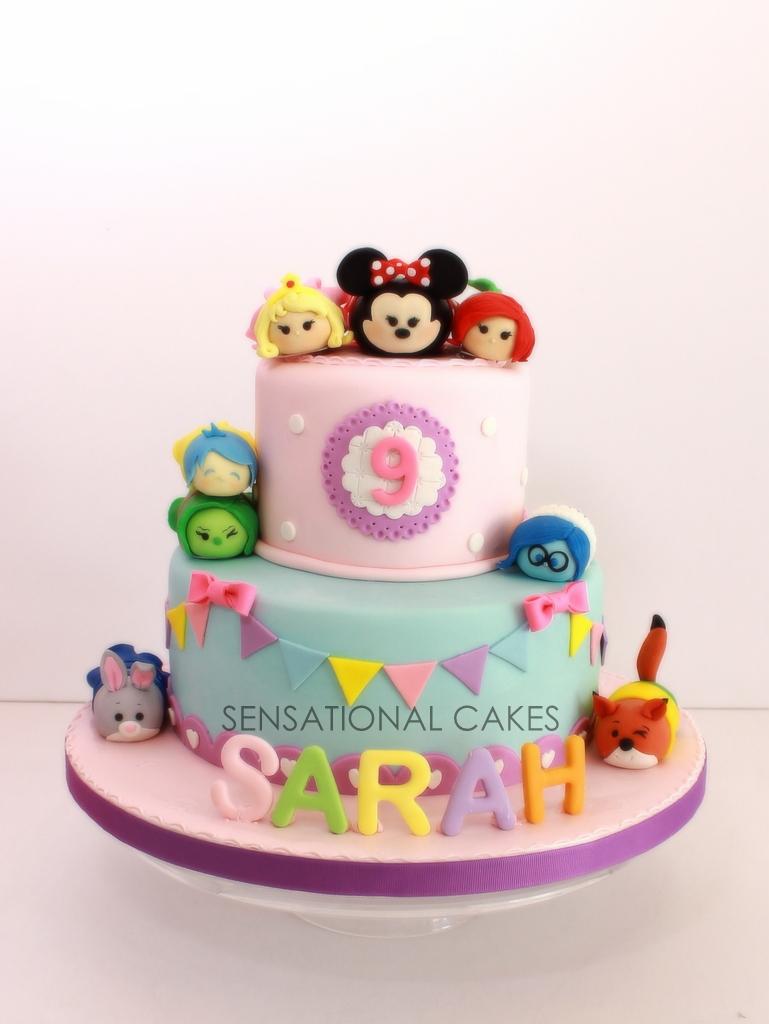 Rapunzel Cake Topper Singapore