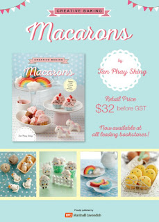 Creative Baking: Macarons Book