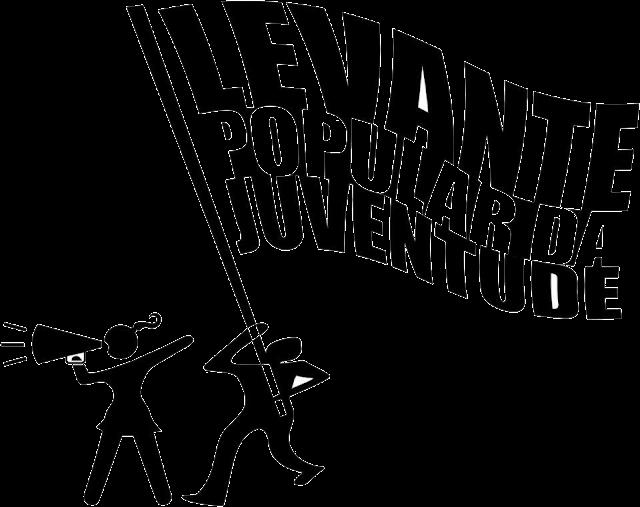 Image result for logo do levante popular da juventude