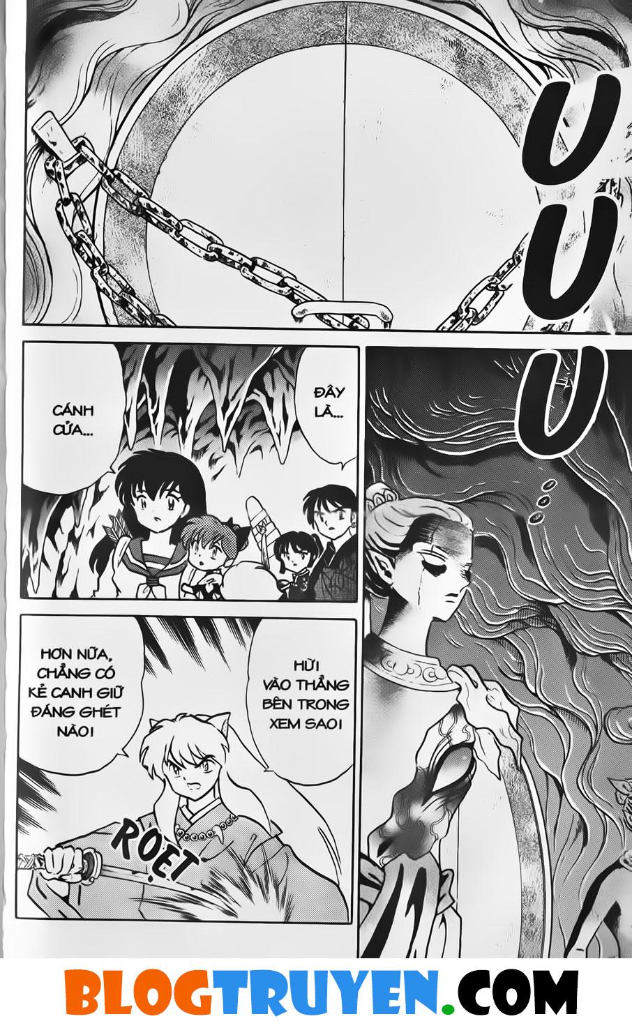 Inuyasha vol 31.1 trang 10