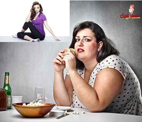 9 أسباب خفية لزيادة الوزن