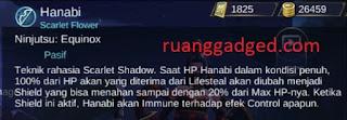 Hero Hanabi, Hero Marksman Baru Mobile Legends