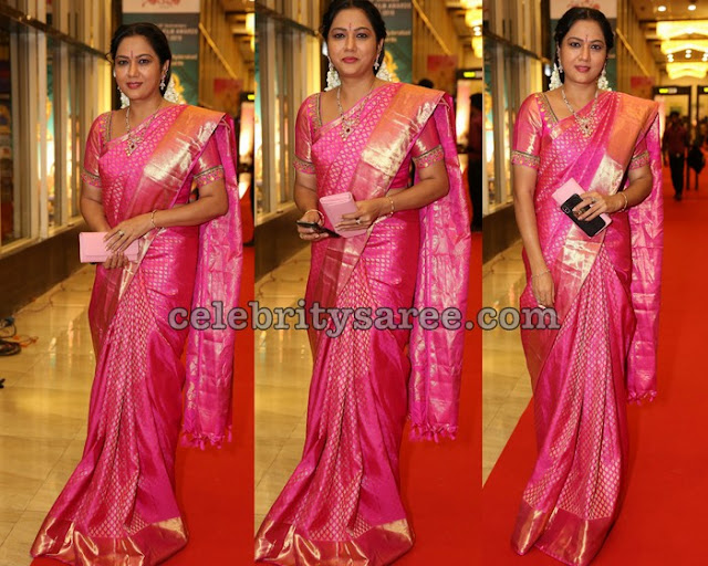 Hema at Santhosham Awards