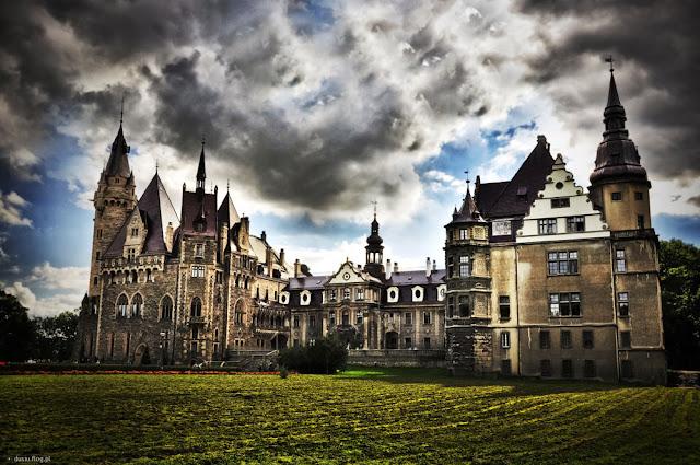 Castle Moszna Polonia