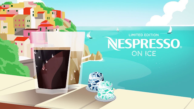 #NespressoOnIce Is The Hottest Way to Keep Cool This Summer #Jozi #CapeTown @Nespresso