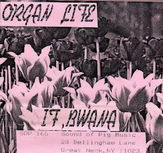 If, Bwana, Organ Life