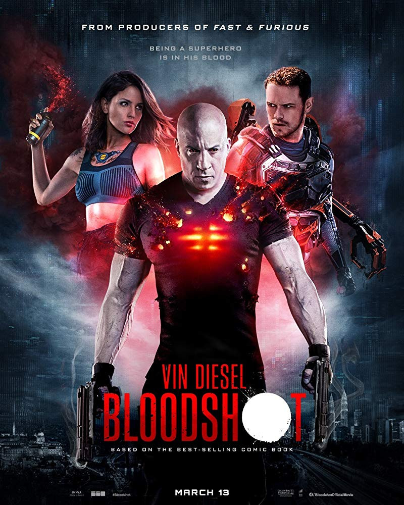 Bloodshot 2020 English 480p WEB-DL 400MB Download