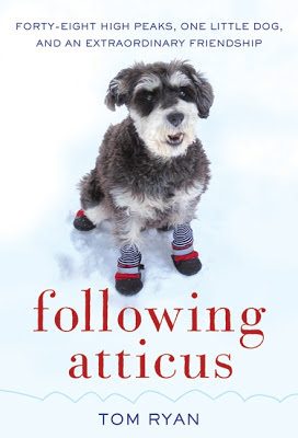 Following Atticus by Tom Ryan - book cover