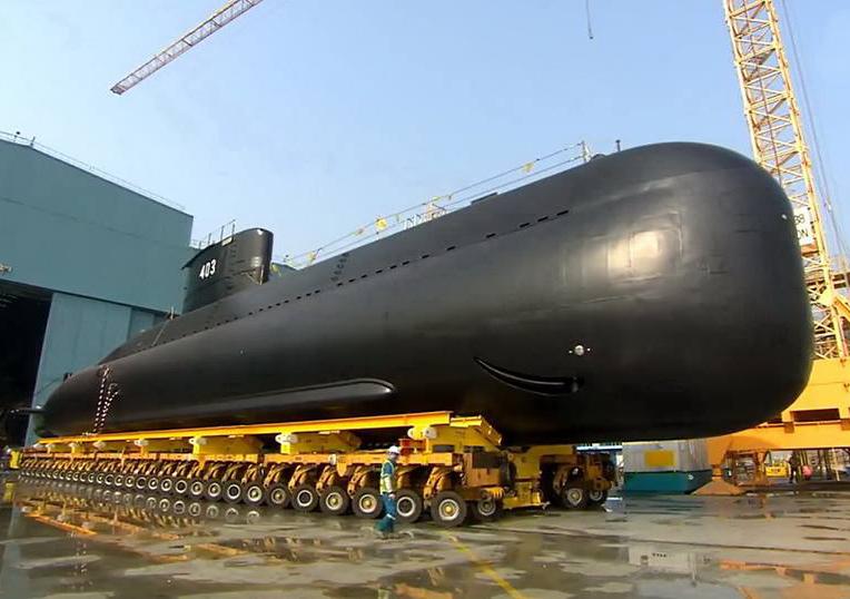 Kapal selam Jerman tipe 209/1200