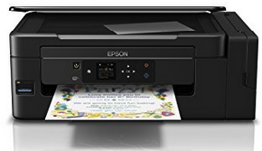EPSON EcoTank ET-2650 multifunction printer Scanner copier WiFi support