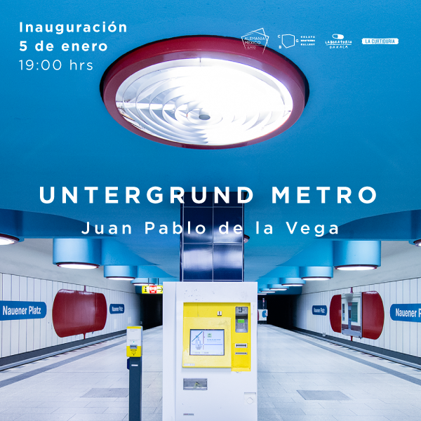 Untergrund Metro de Juan Pablo de la Vega en la Celaya Brothers Gallery
