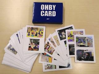 OHBYカード