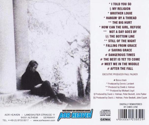 BECKETT - Beckett [AOR Heaven Classix remaster +5] back