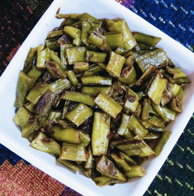 Gawar ki Phalli recipe | Cluster Beans recipe | How to make Gawar ki Phalli?