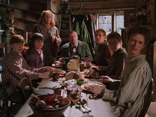 Mrs Weasley S Kitchen