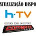 HTV 5/ HTV 3 Nova atualização 11/08/18