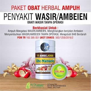 Obat Wasir Herbal Ampuh dan Aman Tanpa Efek Samping