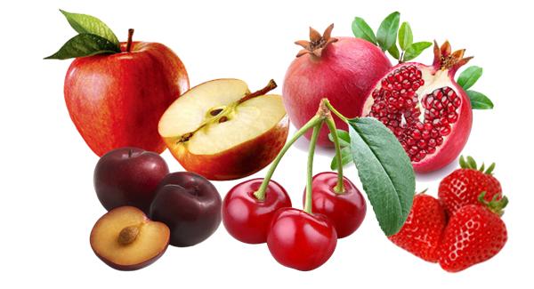 Buah Berwarna Merah Untuk Diet