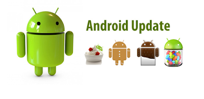 Cara upgrade Android Dengan Aman Tanpa Root