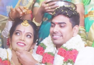 Wedding Video Nanhini & Surendar