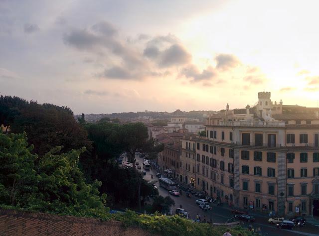 Piazza Del Campigdolio
