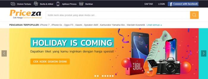 Mau Tau Perbandingan Harga Produk Toko Online? Cek Hanya di Priceza.co.id