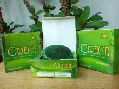 GRECE (Grece Body Crystal)