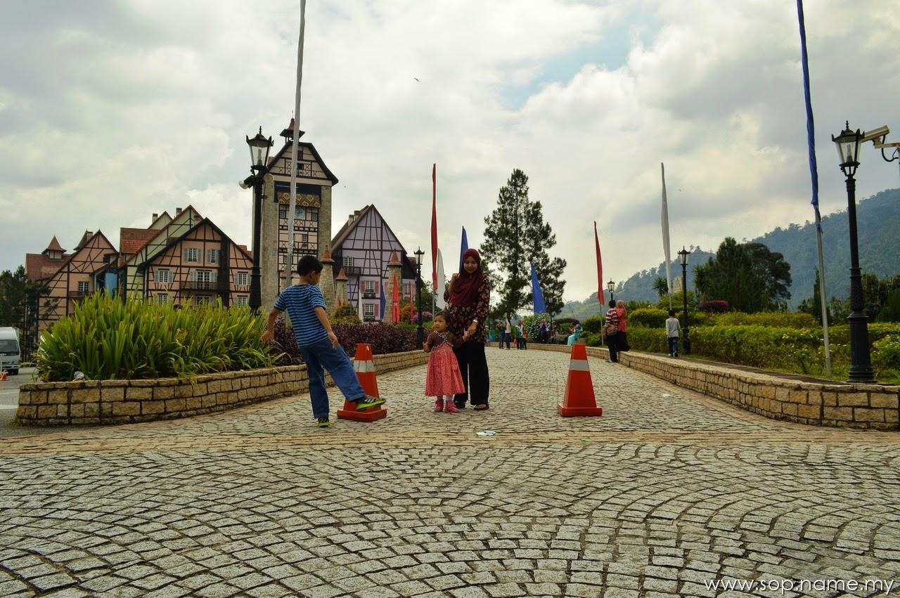 Jalan-jalan di Bukit Tinggi, Pahang