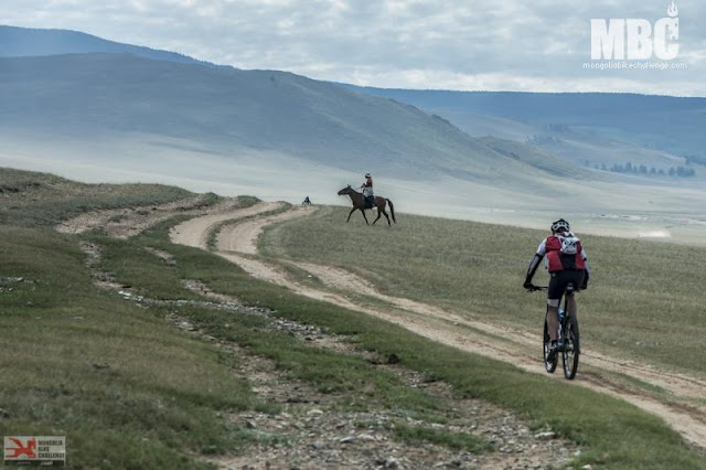 MONGOLIA BIKE CHALLENGUE 2017