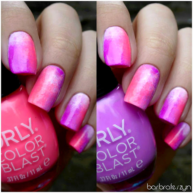 lakiery Orly Color Blast