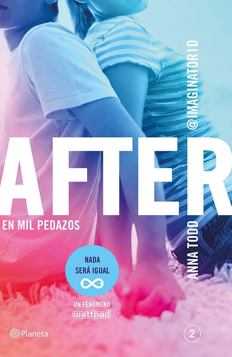 En mil pedazos (After 2) de Anna Todd