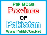 province of pakistan, how many province are in pakistan