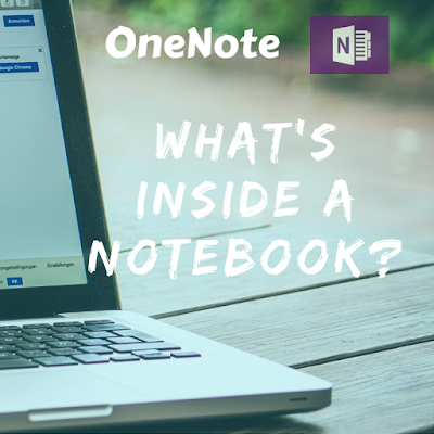OneNote | Anatomy of a Notebook | Our Life Picture by Picture