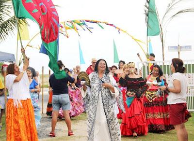 Shows, danças, arte e celebração à cultura cigana no XI Encontro Cigano da Ilha , no sábado 25/11
