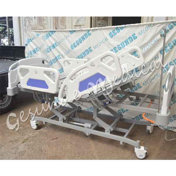 Ranjang acare pasien elektrik murah