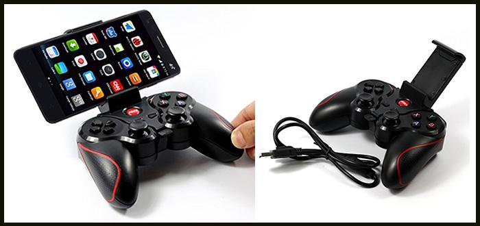 KevenAnna Sminiker Android Wireless Bluetooth Gamepad