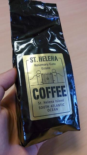 kopi st helena termasuk kedalam salah satu kopi paling mahal di dunia
