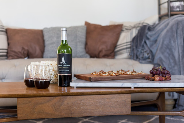 Sharing deets for the perfect girl's night with Robert Mondavi Private Selection