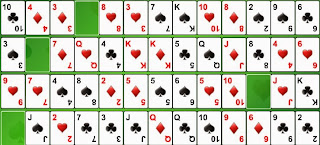 video igrica: Gaps Solitaire