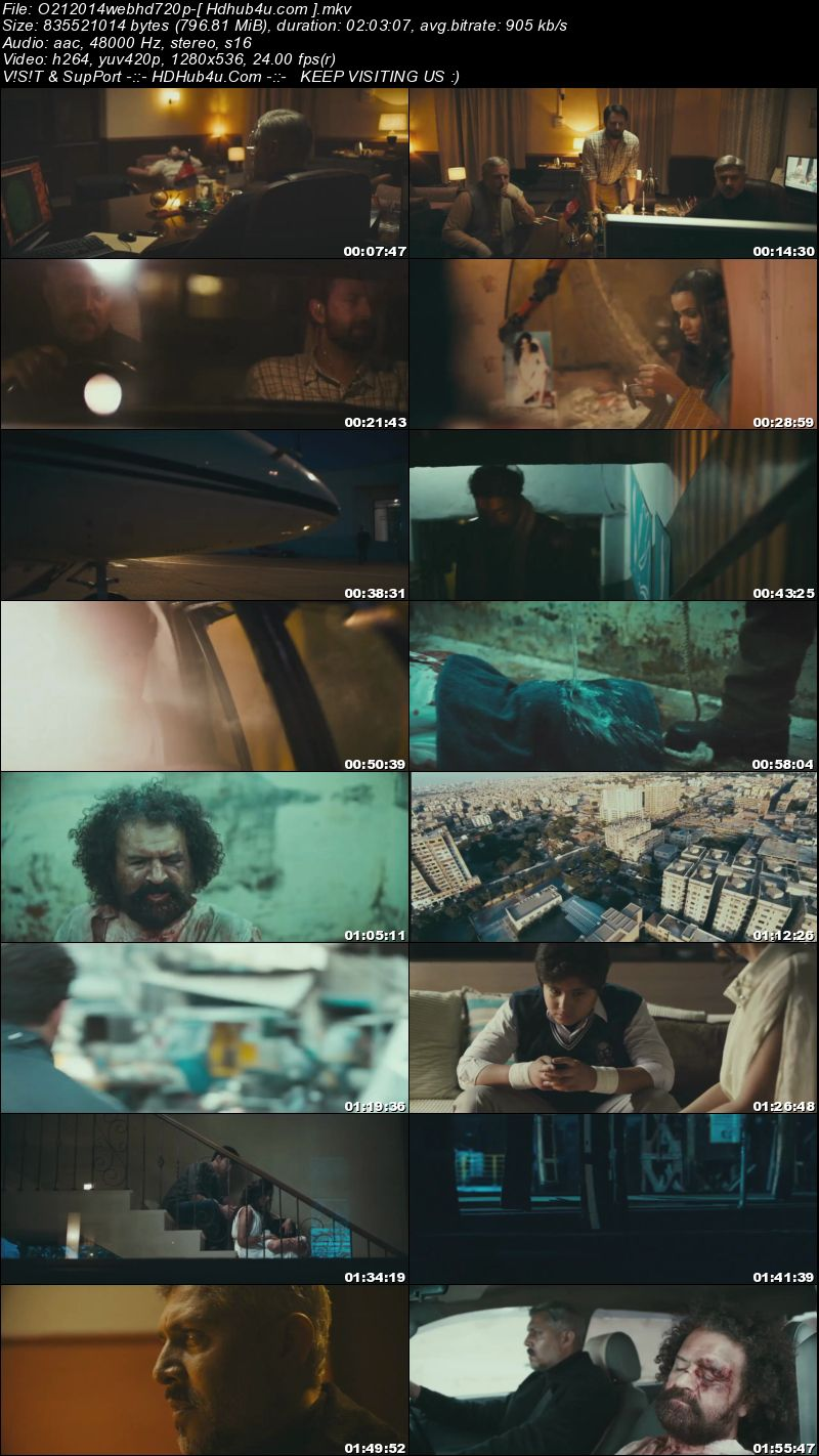 O21 2014 300Mb Pakistani Movie 480p HDRip Download