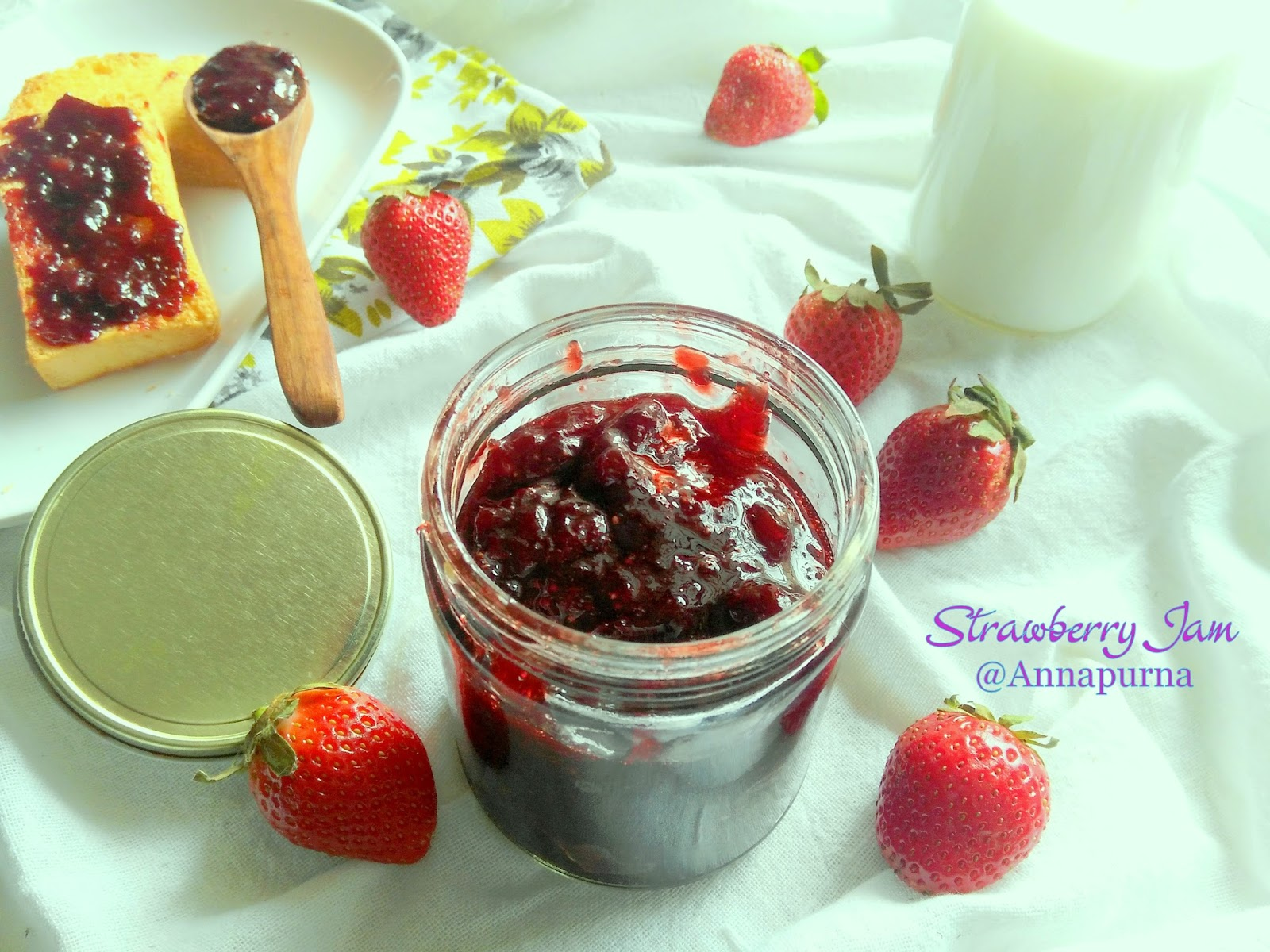 Strawberry jam for the winter: 7 simple and best recipes 22