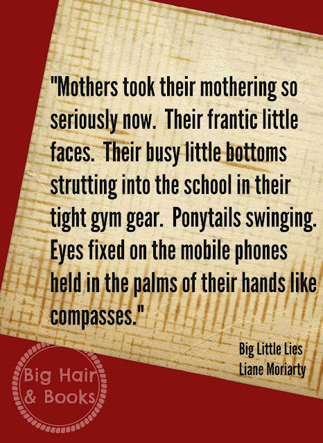 Mother quote from Big Little Lies by Liane Moriarty #bookclub #mustread