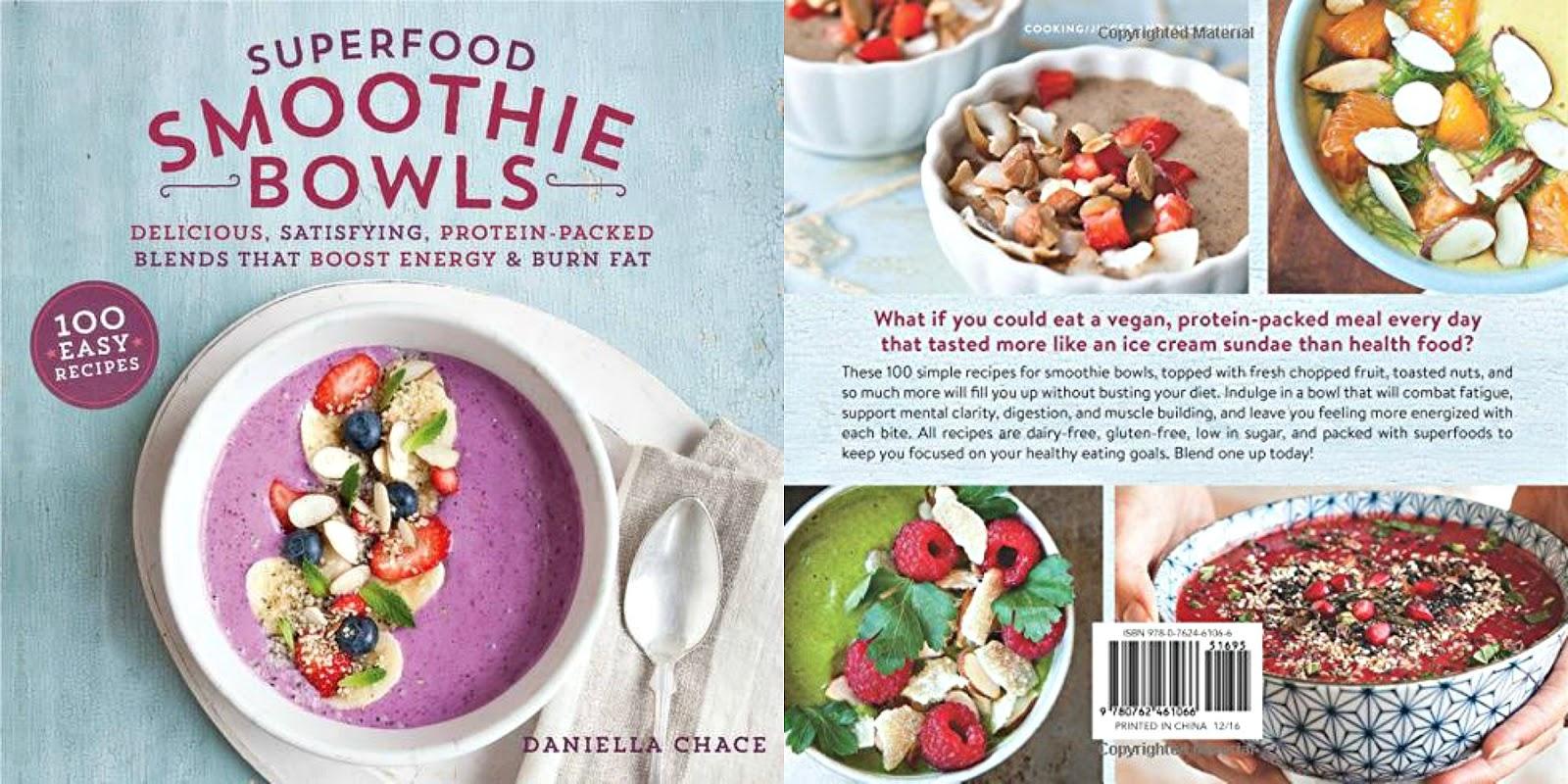 Healthy Smoothie Bowl Recipes Ideas