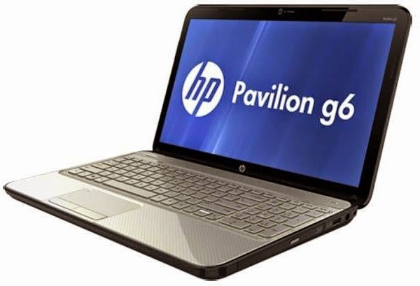 HP Pavilion g6-2136tx Windows 8.1