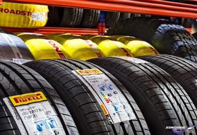 Tyres in Dubai