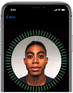 Face ID untuk Unlock iPhone X