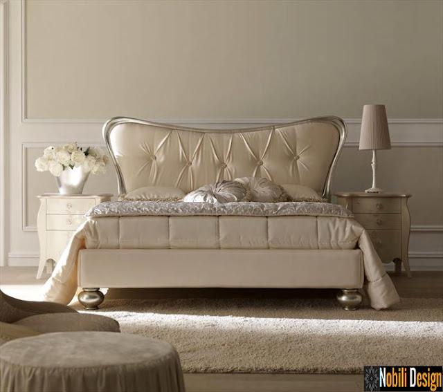 Mobilier_italian_dormitor_Ploiesti | Dormitoare_clasice_albe_Italia_Brasov.