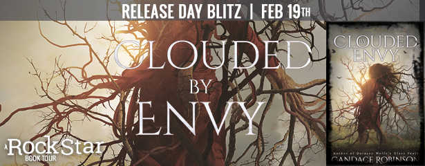 Clouded by Envy Release Day Blitz