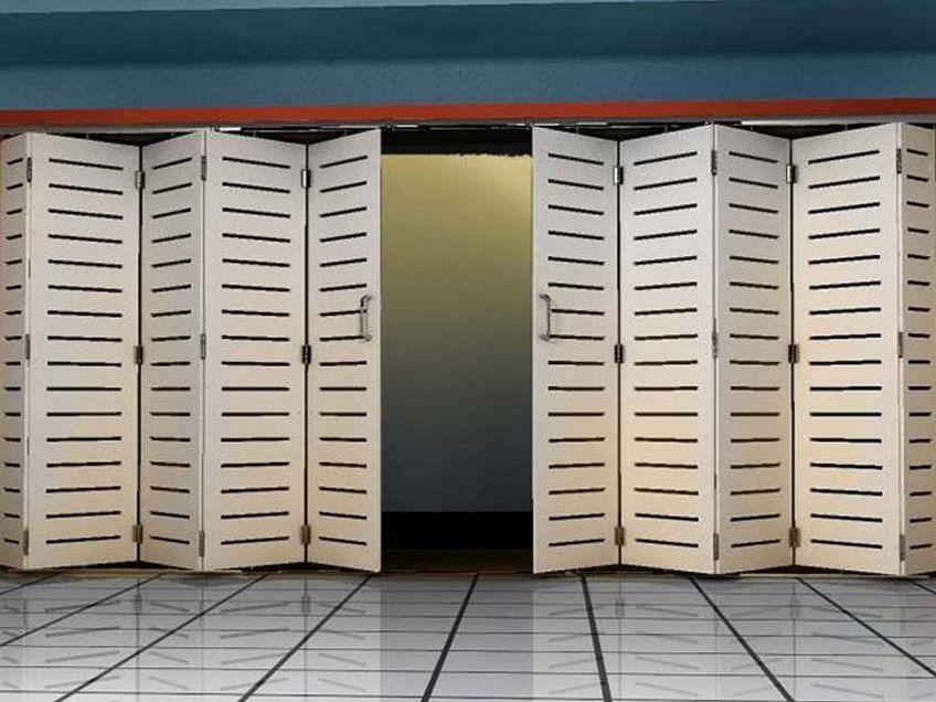 pintu besi minimalis 1